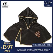 ROLECOS Costume Cosplay danime Black Clover, cape Black Bull cape Finral Roulacase pour fête dhalloween