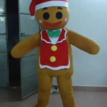 Gingerbread Man Costume Adult T-Shirt