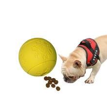 Игрушка для домашних животных натуральный каучук утечка еды