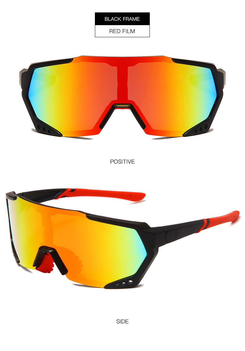 Men's Sunglasses Cycling Bicycle Glasses Sets Photochromic Cycling Sunglasses Polarized Cycling Eyewear UV400 Sunglasses Women