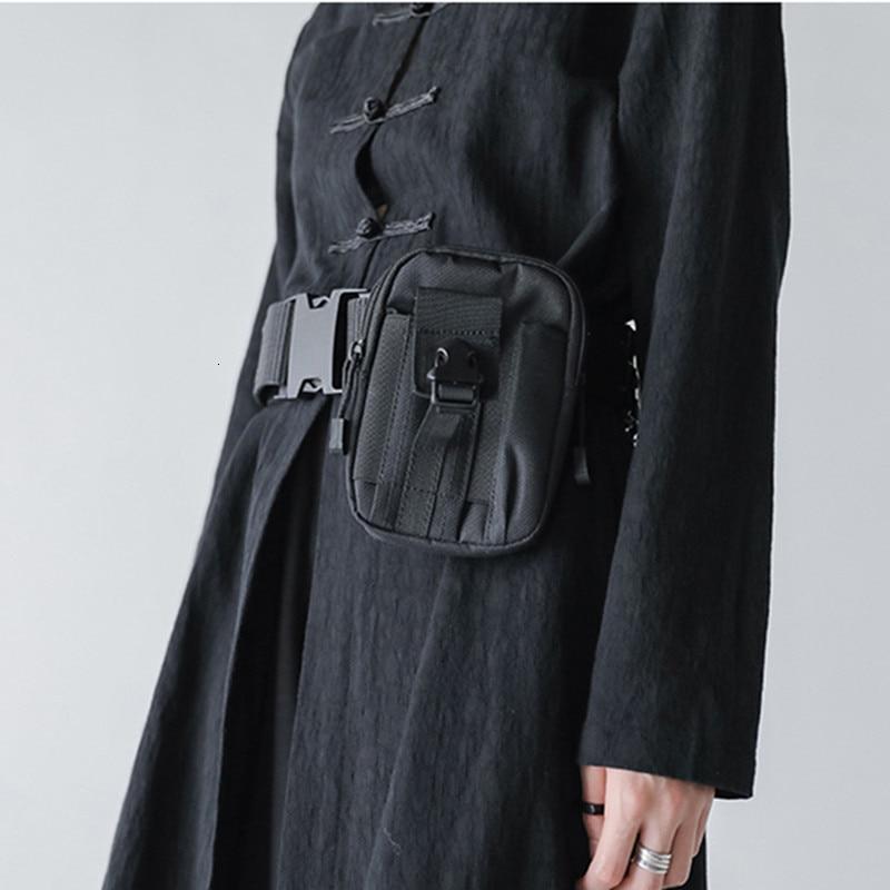 Harajuku Style Fashion Girl Pocket Belt 2019 Punk Casual Cool Adjustable Waist Belt