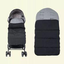 Baby Stroller Footmuff-Cover Sleeping-Bag Blanket Universal Mat Waterproof Keep-Warm