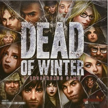 NEW Board Game Cards Dead Of Winter A Crossraods Game for Family Party role-playing Games