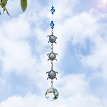 Hanging-Decoration Rainbow-Maker Turtles Crystal Suncatcher Wall with 30mm Feng Shui