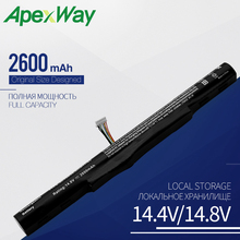 Buy Apexway 14.8V al15a32 Laptop Battery for Acer Aspire E5-522 E5-522G E5-532 E5-532T E5-573 KT.00403.025 KT.00403.034 KT.004B3.025 directly from merchant!