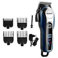 Turbo barbiere tagliatore di capelli professionale trimmer capelli per gli uomini barba elettrico di taglio di capelli macchina di taglio taglio di capelli cordless con filo