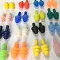 10 пар, мягкие противошумные ушные затычки, водонепроницаемые силиконовые ушные затычки для плавания для взрослых, детей, плавателей, дайвин...