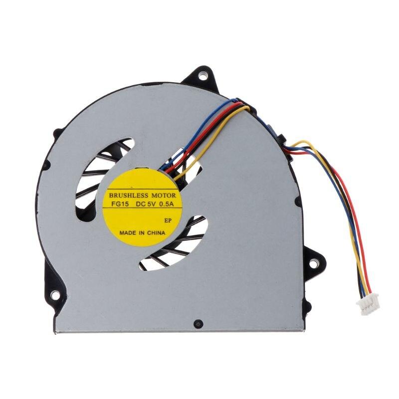 Ventilador de Refrigeração da CPU Cooler Laptop para Lenovo Ideapad G40 G50 G40-70 G40-30 G40-45 G50-30 G50-45 G50-70 G50-70AT G50-70MA G50-75MA G5