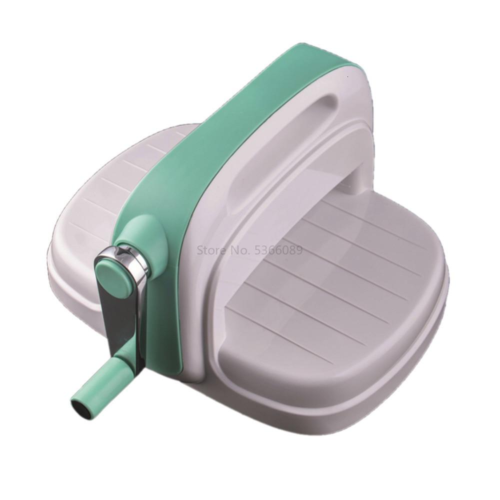 20% машина для скрапбукинга машина для резки штампов машина для тиснения стальная машина для скрапбукинга резак для зеленой бумаги DIY машина - 4