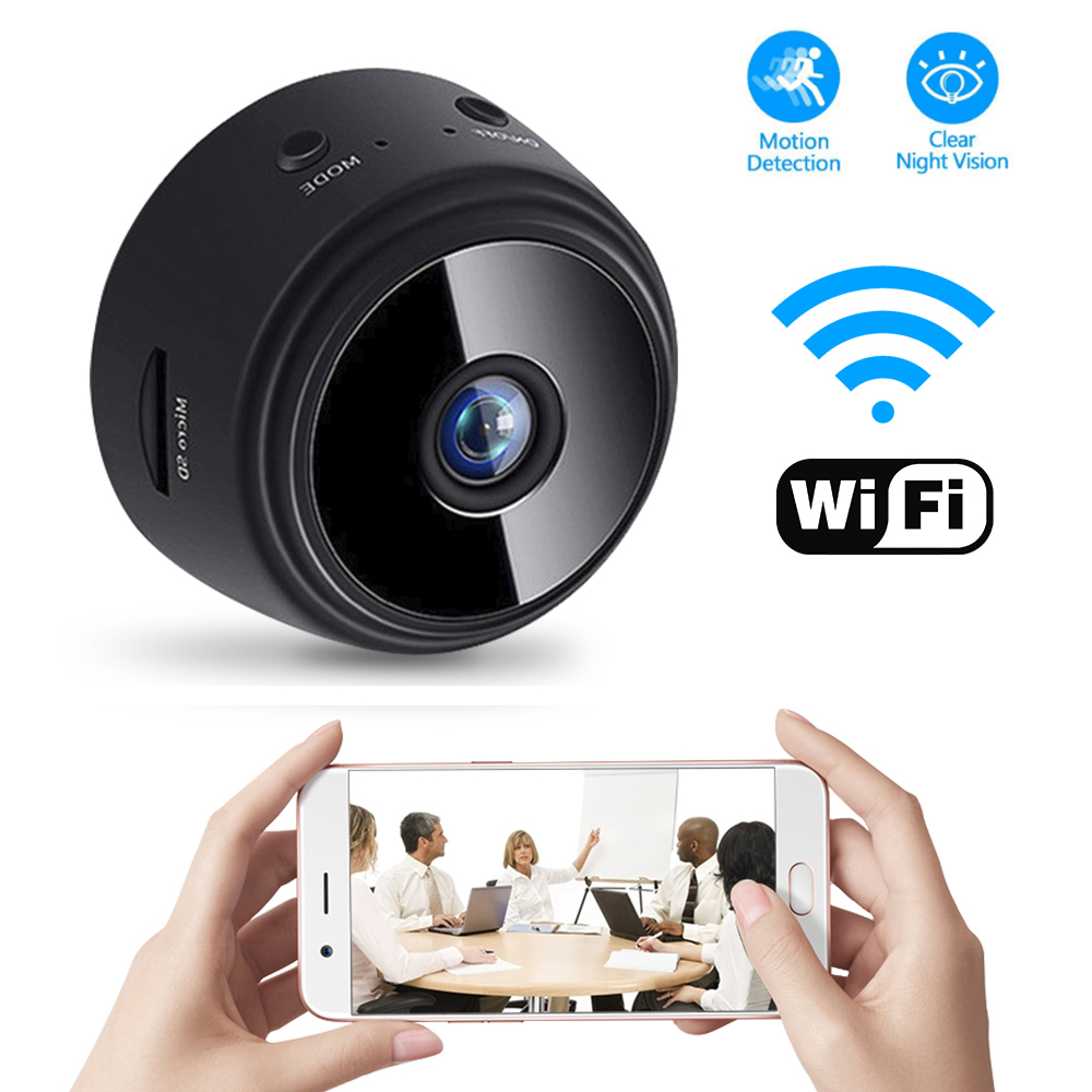 HD 1080P Mini WIFI IP Camera Wireless Home Security Dvr Night Vision Motion Detect Mini Camcorder Loop Video Recorder Wholesale