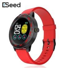 ESEED S18, женские Смарт-часы, IP67, водонепроницаемые, полный сенсорный экран, долгий режим ожидания, пульсометр, спортивные Смарт-часы для мужчин, для android ios