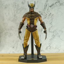 Brinquedos loucos marvel x-men wolverine 1/6th escala collectible figura de ação