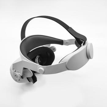 GOMRVR pasek Halo regulowany do Oculus Quest 2 VR zwiększa siłę nośną i poprawia komfort-akcesoria oculus quest2 tanie i dobre opinie MOUNT CN (pochodzenie) 180g