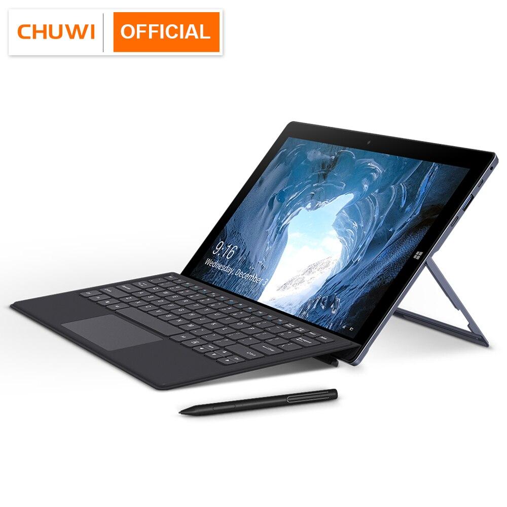 CHUWI UBook 11.6 Inch 1920*1080 Display Intel N4100 Quad Core Processor 8GB RAM 256GB SSD Windows Tablets With Dual Band Wifi