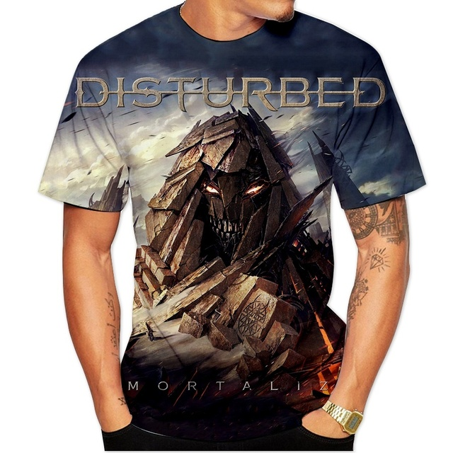 2020 Summer For Women/Men New Fashion 3D Printed Disturbed T-shirt Men Casual O-neck Gray Tees Sports Leisure