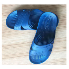 Slippers Electrostatic-Shoes Workshop Antistatic And Dust-Free Plastic Soft PVC