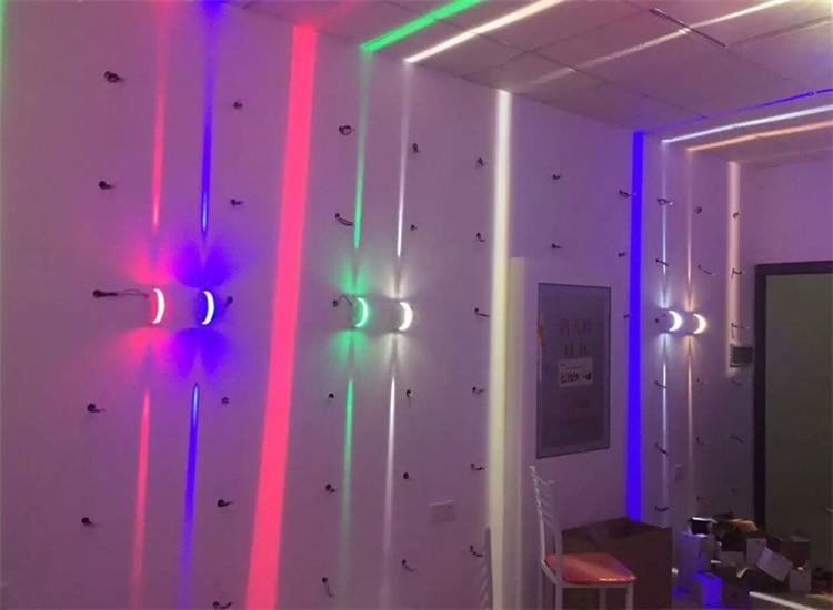 H73daa1c5a2de48e2aa00673ee4e1f4fcU Modern LED Ceiling Lights | Funky Ceiling Lights | 300-degree Deco light fixtures LED narrow window light 85-265V modern ceiling light for Storefront/Corridor/Hallway/Tunnel