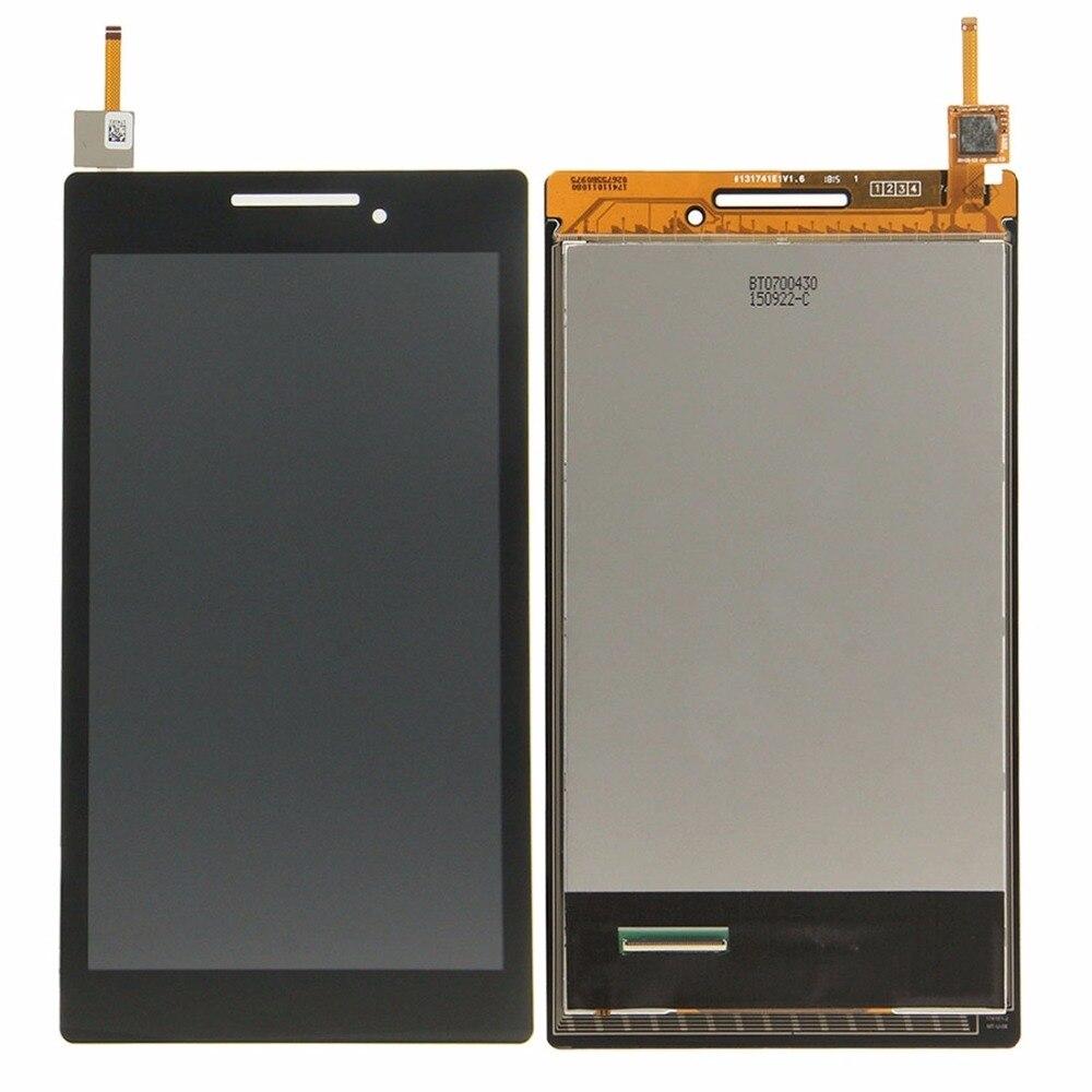 100% оригинал Для lenovo TAB 2 A7-10 ЖК-экран и дигитайзер полная сборка