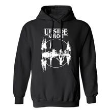 Unisex Man Hooded Clothes Stranger Things Bicycle Hoodies Upside Down Men Full Sleeve Sweatshirts Fashion Pullovers Hip Hop