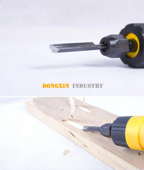 Electric Wood Carving Mini Chisels/motor-driven Carving Device