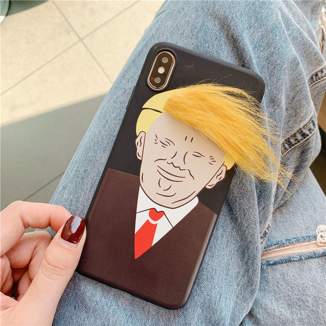 Funny Trump iPhone Case 1