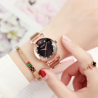Maytouch Watch Shaking Voice Network redstar kong Surface Lazy Magnet Watch Strap INS han ri feng Students Fashion Manufacturers