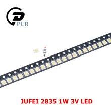 2000 pces pular fábrica maior desconto jufei samsung seul lg led tv backlight 1210 3528 2835 3v 500ma 1.5w 150lm branco fresco