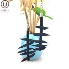 Новые необычные Подвесные серьги ukebay в стиле панк длинные