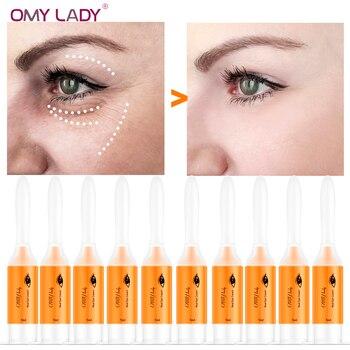 10PCS OMY LADY EyeCream Instant Remove Eyebags Firming Eye Anti Puffiness Dark Circles Under Eye Anti Wrinkle Anti Age Eye Care 1
