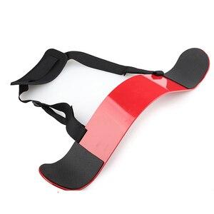 Image 2 - Levantamento de peso Musculação Blaster Braço de Alumínio Ajustável Onda Bombardeiro Bíceps Tríceps Músculo Do Braço de Elevação Equipamento de Treinamento da Ginástica