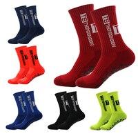 Спортивные мужские носки высокие для футбола 1