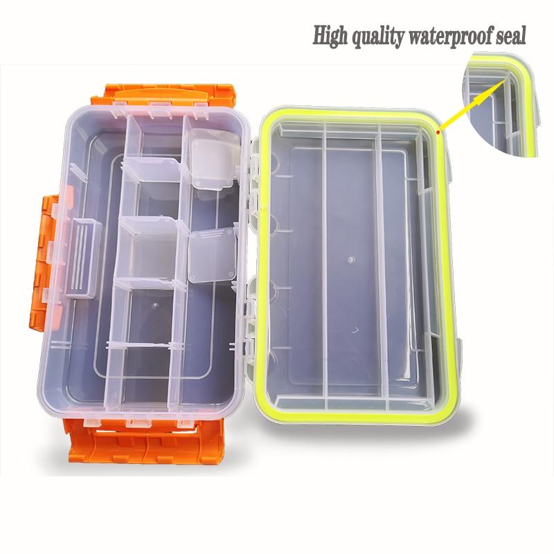 alta resistencia equipamento de pesca acessorios caixa armazenamento gancho 03