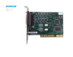 AC6652B PCI Bus IO Board Isolation 8-channel Input and Output Switch I/O Card