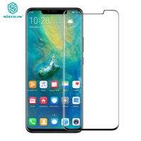 Para Huawei Companheiro 20 Pro Ds Max Completa Cobertura Nillkin Vidro Temperado Protetor de Tela Para Huawei Companheiro 20 Pro 3D vidro|Protetores de tela de telefone|   -
