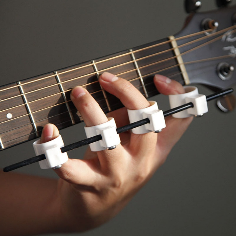 Plastic Acoustic Guitar Extender Musical Finger Extension Instrument Accessories Finger Strength Piano Span Practice