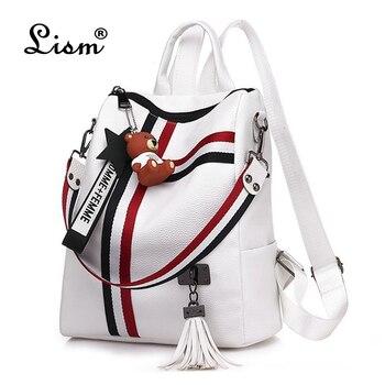 Женский рюкзак сумка трансформер на лето, store