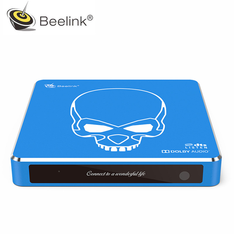 Beelink gt-king Pro Smart TV BOX Amlogic S922X-H Android 9.0 4GB DDR4 64GB 2.4GHz + 5GHz WiFi Bluetooth 4.1 TV Box Support 4K