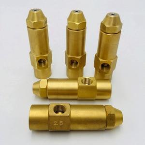 Image 4 - Waste Oil Burner Nozzle Fuel Burner Gas Burner Nozzle Air Atomizing Nozzle Fuel Oil Nozzle