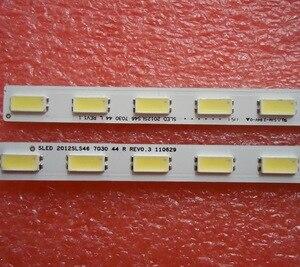 Image 2 - 2 unids/lote para Sony KDL 46HX750 pantalla LCD con retroiluminación de LJ64 03363B SLED2012SLS46 7030 44 44LED 508MM