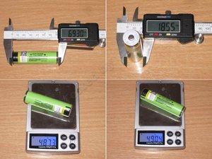 Image 5 - 8 pièces Liitokala nouveau protégé 18650 3400 mah batterie NCR18650B batterie rechargeable 3.7 V PCB achats gratuits