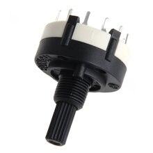 Rs26 1 полюс позиции 12 выбор диапазона поворотный канал электрораспределительной
