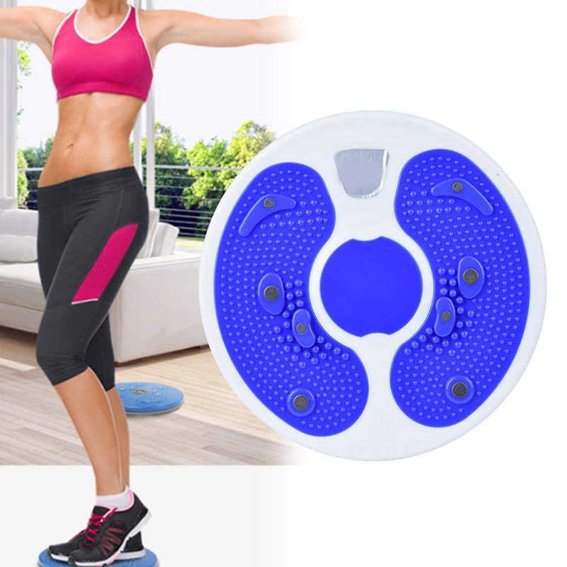 Waist Twisting Disc Balance Board Fitness Equipment Home Body Aerobic Plate