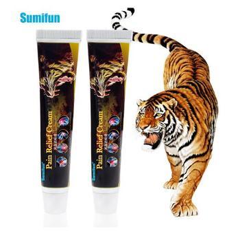 Sumifun 1pcs Tiger Balm Pain Relief Ointment Rheumatoid Arthritis Treatment Joint Back Effective Analgesic Cream