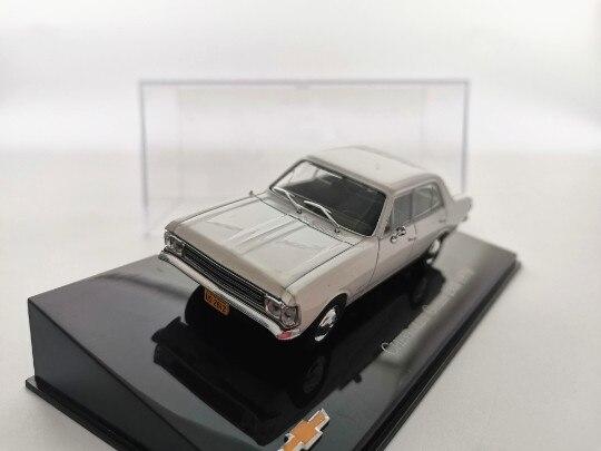 Ixo 143 1970 chevrolet opala 2500 liga de metal diecast carros modelo veículos brinquedo para crianças menino brinquedos presente