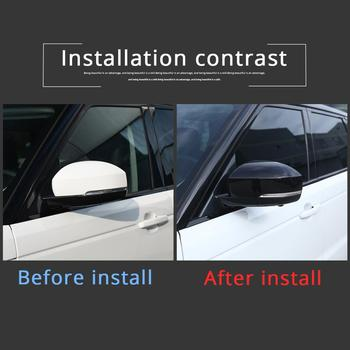 For discovering 5 13-2020 Range Rover Executive 2014-2020 Land Rover Range Rover Sport Exterior Rearview Mirror Protection Fram