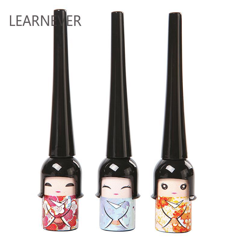 Quick-drying Cool Eyeliner Waterproof Liquid Eyeliner Eye Makeup Eye Liner Pen Pencil New Women Beauty Hard And Soft Eye Liner