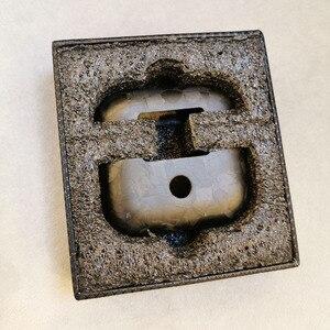 Image 4 - Capa protetora de fibra de carbono Para Apple AirPods pro Fone de ouvido sem fio Bluetooth de carregamento Capa protetora Material de fibra de carbono
