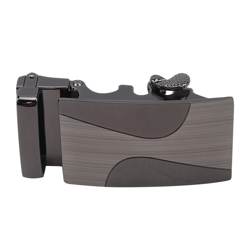 35mm Men Belt Buckle Automatic Luxury Quality Designer Belt Mens Casual Metal Belt Buckle Heads