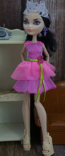 Wholesale Fashion 10pcs / lot packaged for sale monster high clothes doll dresses skirt leisure suit clothing accessories