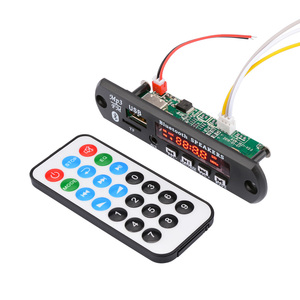 Image 5 - AIYIMA Bluetooth MP3 Decoder Bluetooth 5.0 Audio Decoder Board Support AUX USB TF Card Remote Decoding Car Accessories